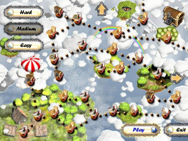 Download aerial mahjong for free at freeride games!