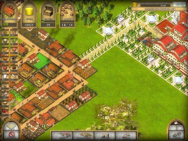Rome Puzzle - Free online games at
