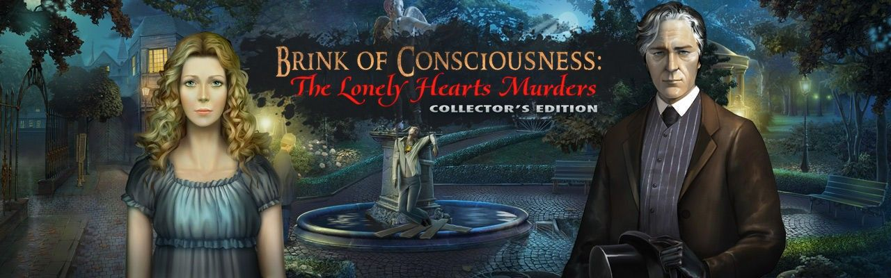 Brink of Consciousness: The Lonely Hearts Murders. Collector's Edition
