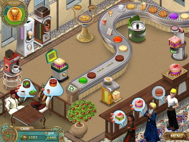 Cake Shop  Game Free Online Play