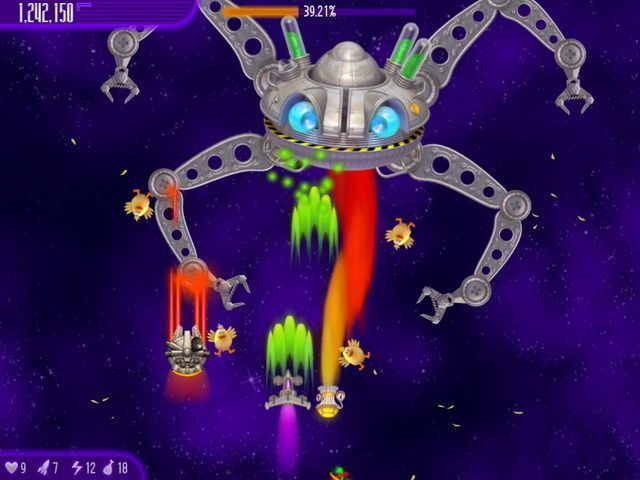 [صورة مرفقة: chicken-invaders-4-ultimate-omelette-screenshot2.jpg]