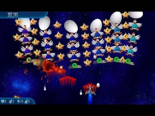 game chicken invaders 3 online