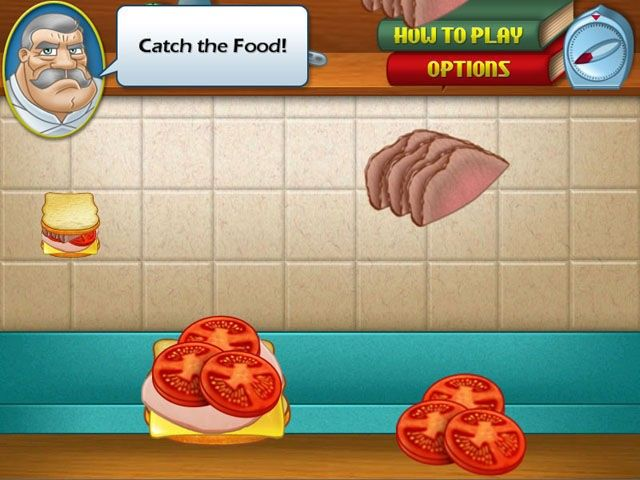 Cooking Academy en Espanol game