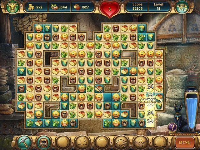 free online cradle of egypt games