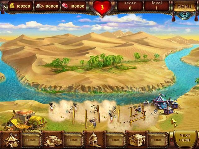 Cradle Of Persia en Espanol game