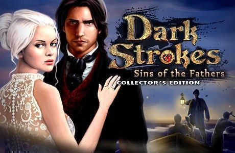 Dark Strokes: Sins of the Fathers. Collector's Edition