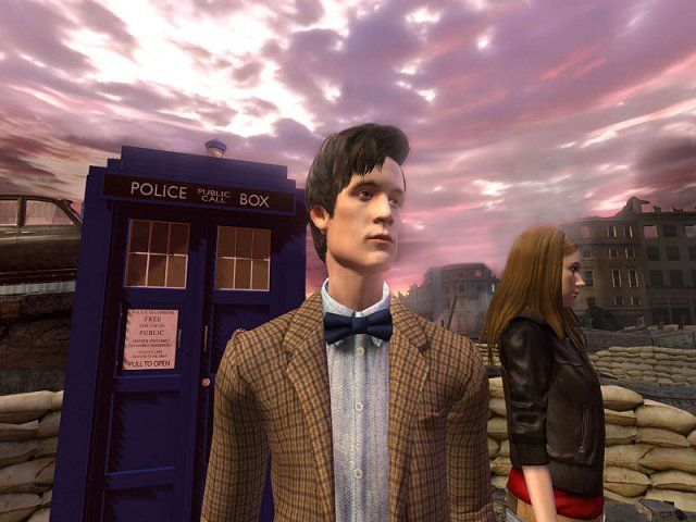 Doctor Who. Episode One: City Of The Daleks