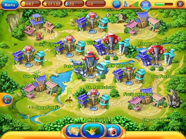 Dream Farm: Home Town, screenshot 3