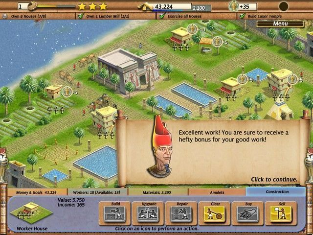 Ancient Egypt Empires Empire Builder — Ancient