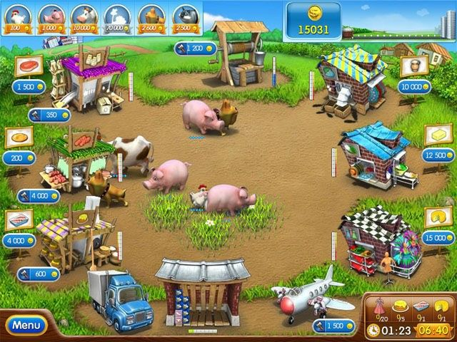 Farm Frenzy 4 Download Free Full Version Pc