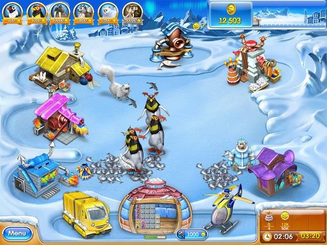 farm frenzy 3 ice age screenshot1 - Farm Frenzy 3: Ice Age