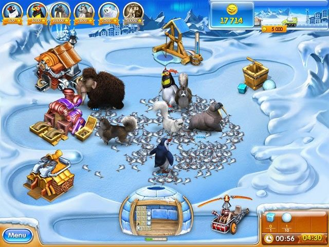 farm frenzy 3 ice age screenshot5 - Farm Frenzy 3: Ice Age