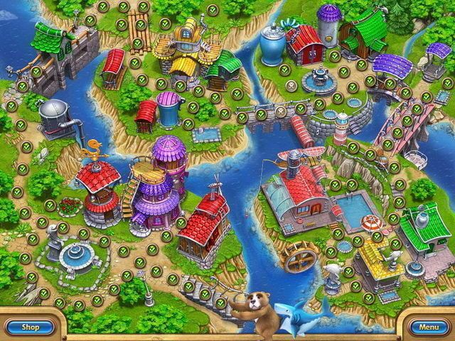 All about farm frenzy gone fishing download the trial for Gone fishing game