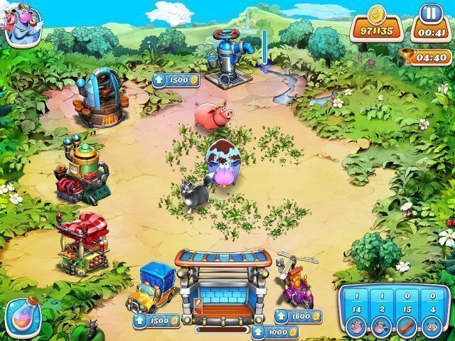 Farm Frenzy: Hurricane Season, screenshot 1