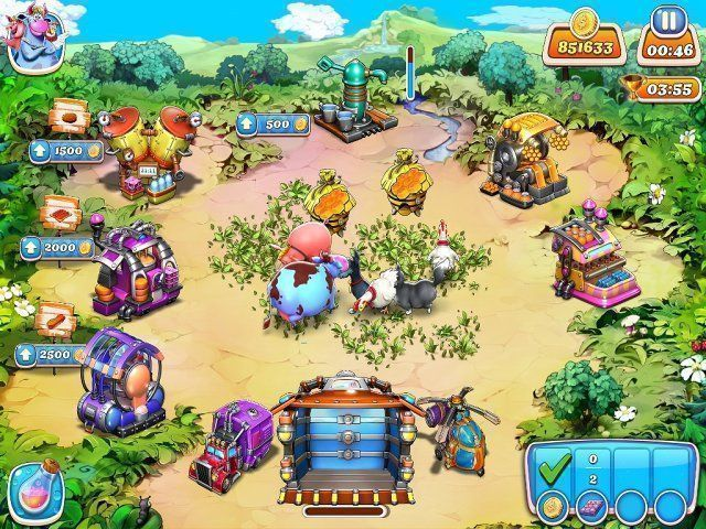 Farm Frenzy: Hurricane Season, screenshot 4