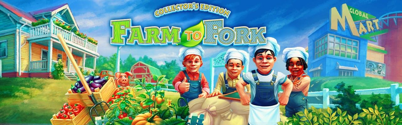 Farm to Fork. Collector's Edition