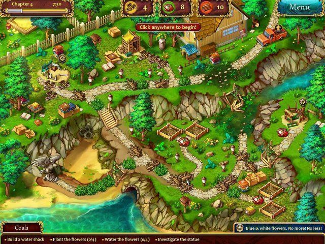 garden of riches free game