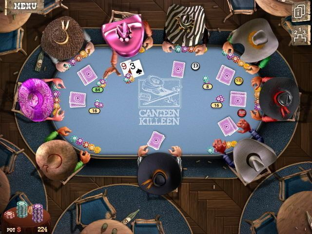 Poker game download for android