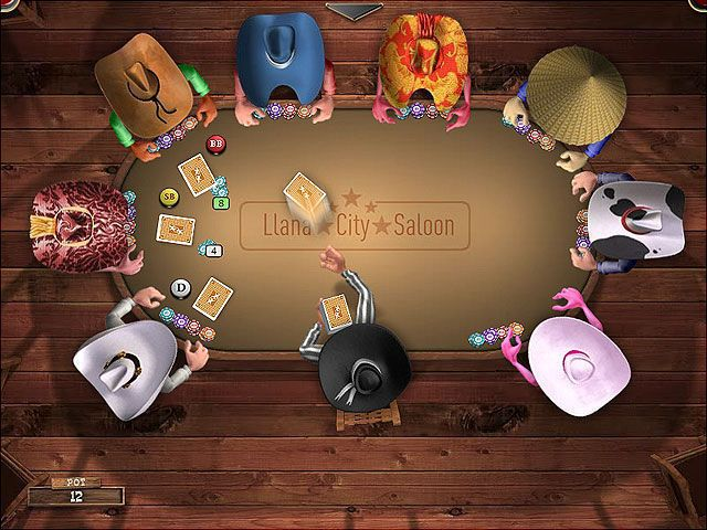 poker games for fun online