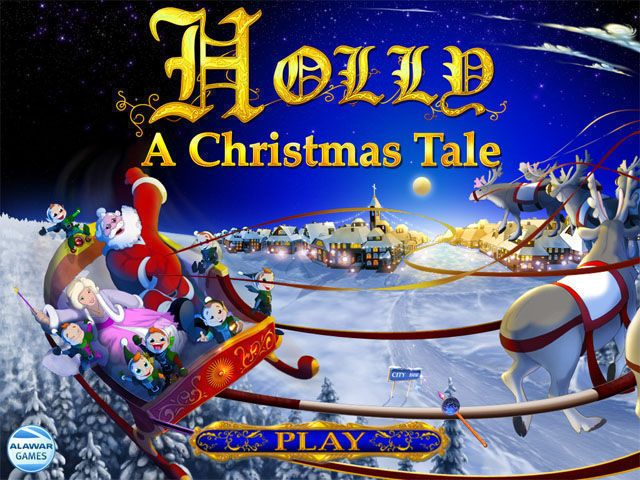 Holly. A Christmas Tale
