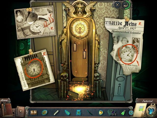 Screens Zimmer 2 angezeig: mystery of mortlake mansion download