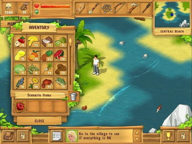 The Island: Castaway screenshot