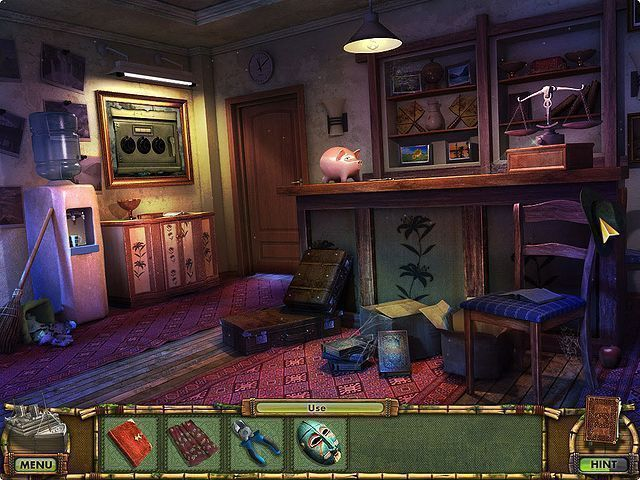 The Treasures of Mystery Island: The Ghost Ship en Espanol game