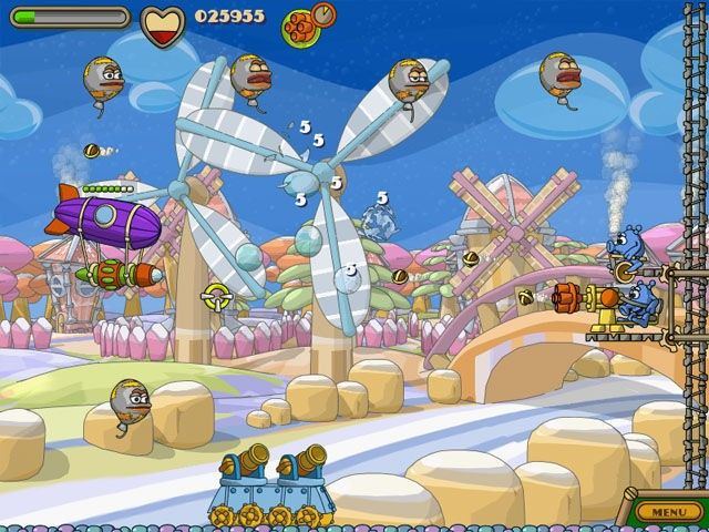 Mini Games Collections Part II Zak-and-jack-in-showdown-at-monstertown-screenshot1