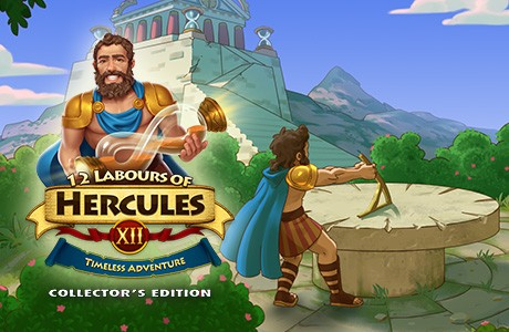 12 Labours of Hercules XII: Timeless Adventure. Collector's Edition