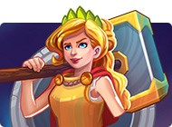 Game details Alexis Almighty: Daughter of Hercules. Collector's Edition