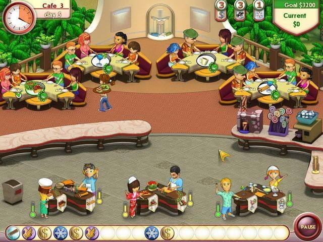 Amelie S Cafe Game Free Download