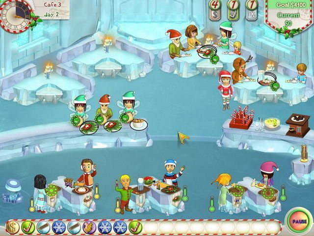 Amelie's Café: Holiday Spirit