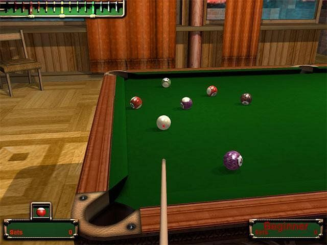 Billiard's Club