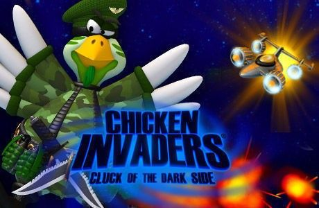 Chicken Invaders 5: Cluck of the Dark Side
