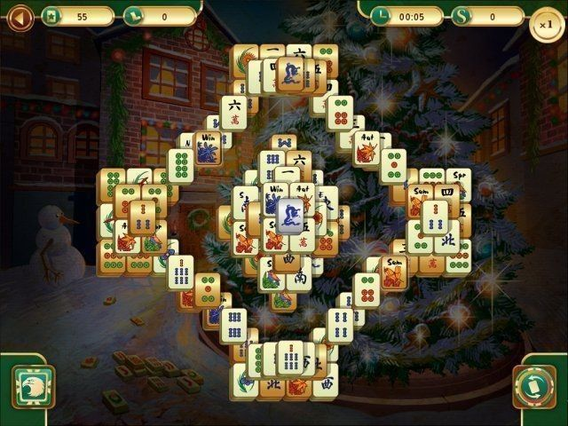 All About Christmas Mahjong Download The Trial Version