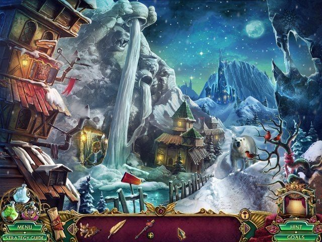 Dark Strokes: The Legend of Snow Kingdom. Collector's Edition
