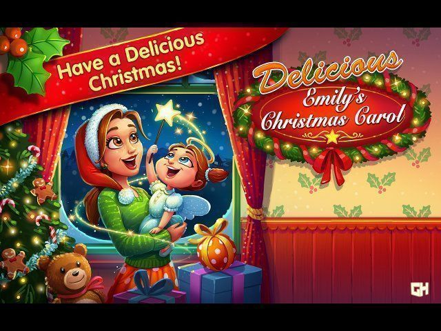 Delicious - Emily's Christmas Carol. Collector's Edition