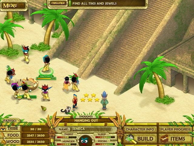 Escape from Paradise 2: A Kingdoms Quest