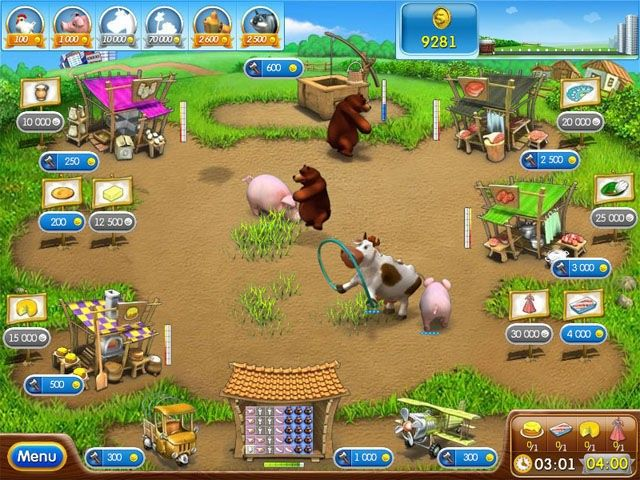 shoppe keep 2 how to buy the farm