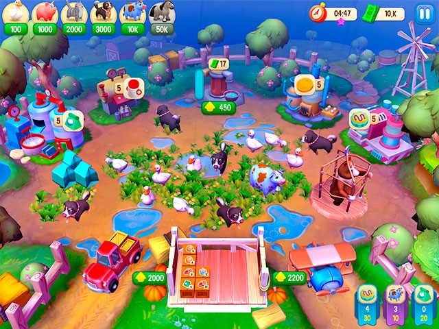 Farm Frenzy Refreshed. Collector's Edition