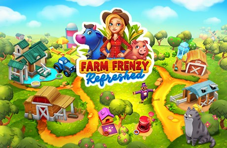 Farm Frenzy Refreshed
