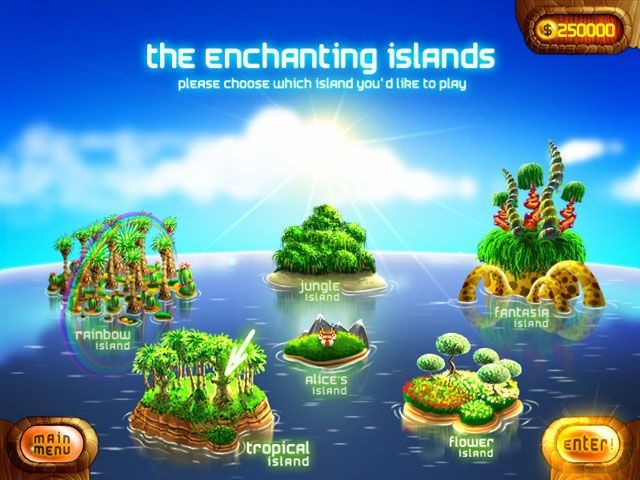 Fruit Lockers 2 - The Enchanting Islands