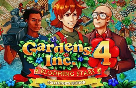 Gardens Inc. 4: Blooming Stars. Collector's Edition