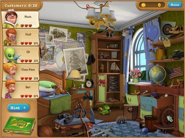 Gardenscapes 2. Collector's Edition