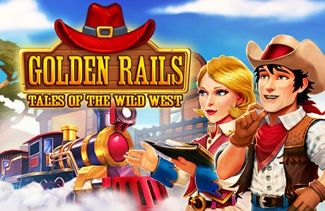 Golden Rails: Tales of the Wild West