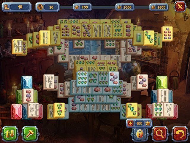 Halloween Stories: Mahjong