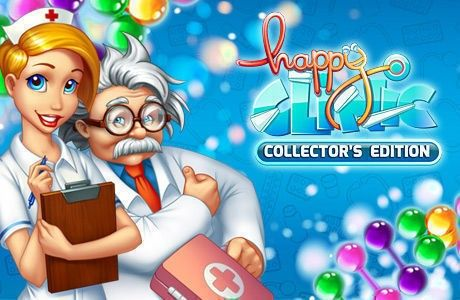 Happy Clinic. Collector's Edition