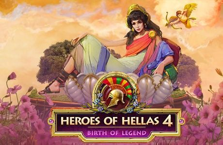 Heroes of Hellas 4: Birth of Legend