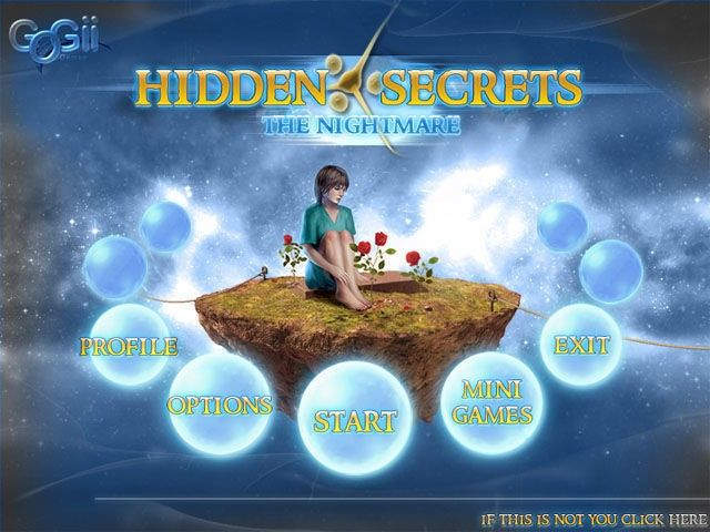 Hidden Secrets - Nightmare