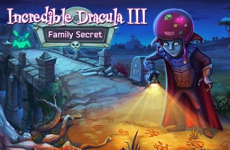 Incredible Dracula III: Family Secret
